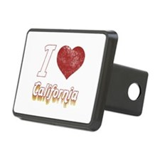 I Love California (Vintage) Hitch Cover