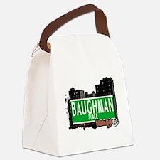 Baughman place, BROOKLYN, NYC Canvas Lunch Bag