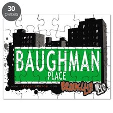 Baughman place, BROOKLYN, NYC Puzzle