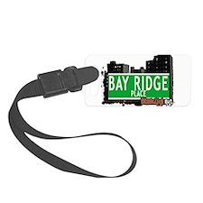Bay Ridge place, BROOKLYN, NYC Luggage Tag