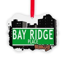 Bay Ridge place, BROOKLYN, NYC Ornament
