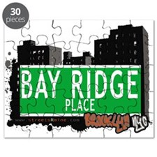Bay Ridge place, BROOKLYN, NYC Puzzle
