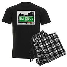 Bay Ridge place, BROOKLYN, NYC Pajamas