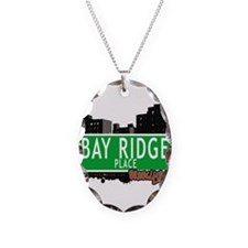 Bay Ridge place, BROOKLYN, NYC Necklace