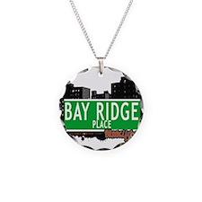 Bay Ridge place, BROOKLYN, NYC Necklace