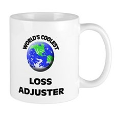 World's Coolest Loss Adjuster Mug