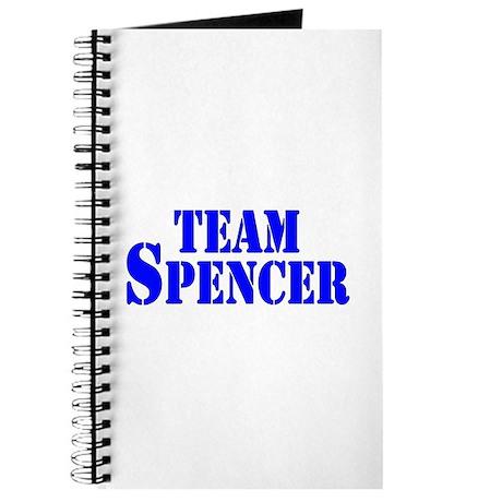 Team Spencer Journal