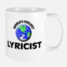 World's Coolest Lyricist Mug