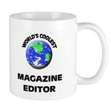 World's Coolest Magazine Features Editor Mug