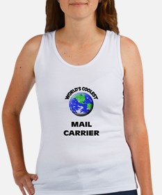 World's Coolest Mail Carrier Tank Top