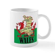Wales Small Mug