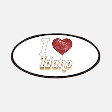 I Love Idaho (Vintage) Patches