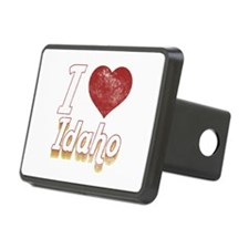 I Love Idaho (Vintage) Hitch Cover