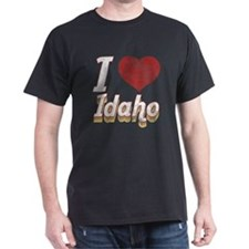 I Love Idaho (Vintage) T-Shirt