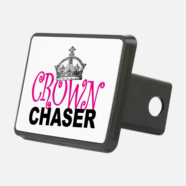 Crown Chaser Hitch Cover