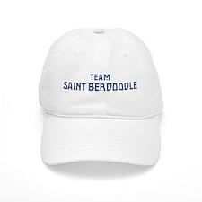 Team Saint Berdoodle Baseball Cap