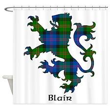 Lion - Blair Shower Curtain