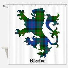 Lion - Blair Shower Curtain