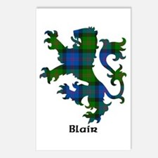 Lion - Blair Postcards (Package of 8)