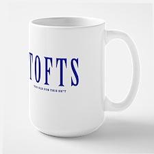 TOFTS for light shirt Mug