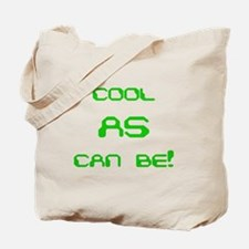 Cool AS can be! Tote Bag