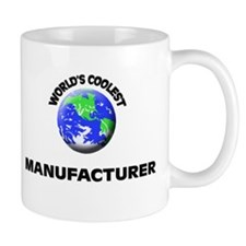 World's Coolest Manufacturer Mug