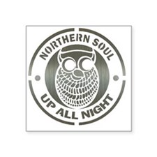 Northern Soul up all night ow Sticker