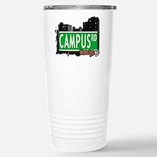 Campus road, BROOKLYN, NYC Travel Mug