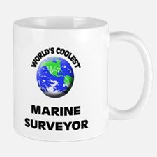 World's Coolest Marine Surveyor Mug