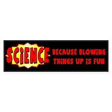 Science! Bumper Bumper Sticker