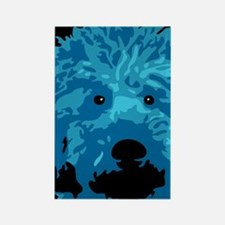 Labradoodle_c4.png Rectangle Magnet