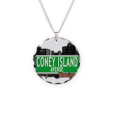 Coney Island avenue, BROOKLYN, NYC Necklace