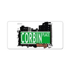 Corbin place, BROOKLYN, NYC Aluminum License Plate