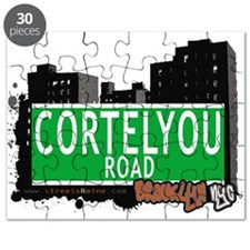Cortelyou road, BROOKLYN, NYC Puzzle