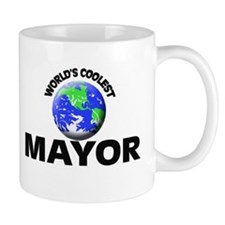 World's Coolest Mayor Mug