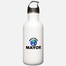 World's Coolest Mayor Water Bottle