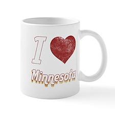 I Love Minnesota (Vintage) Mug