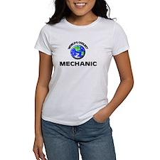 World's Coolest Mechanic T-Shirt