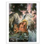Angel of Nature Small Poster