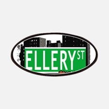 ELLERY ST, BROOKLYN, NYC Patches