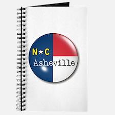 Asheville North Carolina Flag Journal