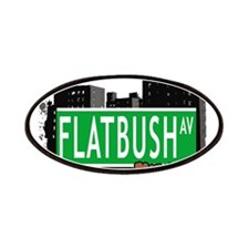 FLATBUSH AV, BROOKLYN, NYC Patches