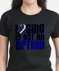 Losing Is Not An Option ALS T-Shirt