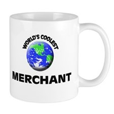 World's Coolest Merchant Mug