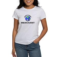 World's Coolest Merchant T-Shirt
