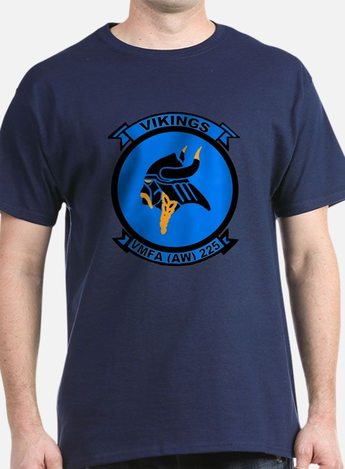 VMFA 225 Vikings T-Shirt