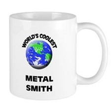 World's Coolest Metal Smith Mug