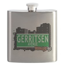 GERRITSEN AVENUE, BROOKLYN, NYC Flask