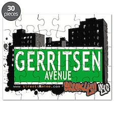 GERRITSEN AVENUE, BROOKLYN, NYC Puzzle