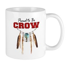 Proud to be Crow Mug
